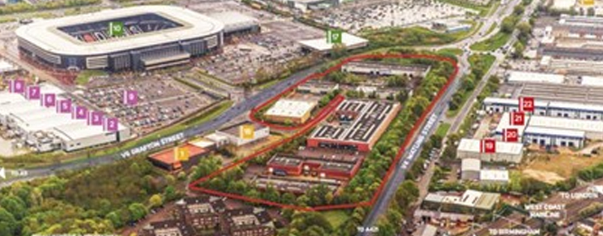 Granby Industrial and Trade Park, Peverel Drive, Milton Keynes