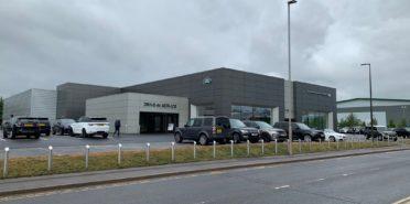 Land Rover Stoke on Trent