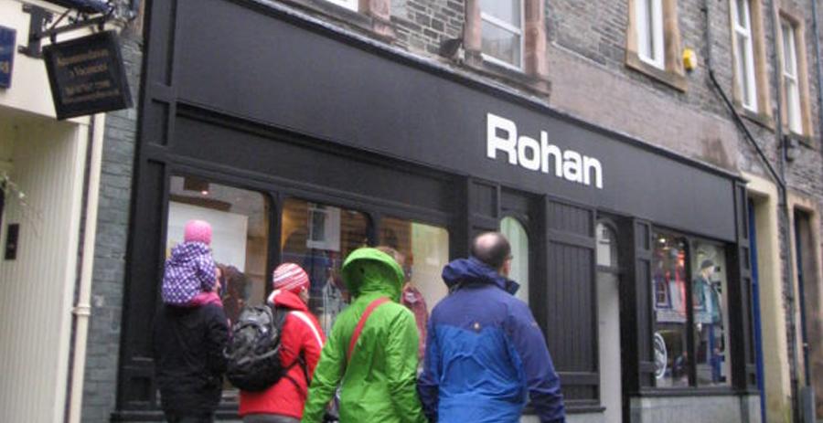 Rohan, 14-16 Lake Road, Keswick, CA12 5BX