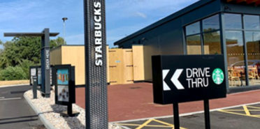 Starbucks Drive Thru, Intu Merry Hill, Pedmore Road, Brierley Hill, DY5 1QX