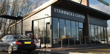 Starbucks Drive-Thru, Budbrooke Services, A46 Northbound, Warwick, CV35 8RH