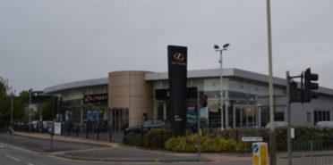 Sytner Lexus, Abbey Lane, Leicester, LE4 0DZ
