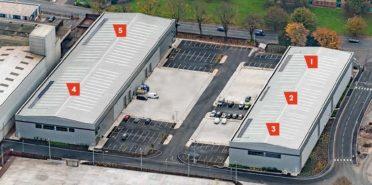 Units 1-5 Vaughan Park, Tipton, Dudley, DY4 7UJ