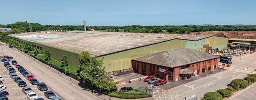 Wienerberger Limited, Unit 100 Hartlebury Trading Estate, Hartlebury, Kidderminster